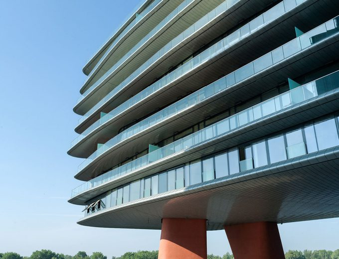 Bürohaus Bratislava