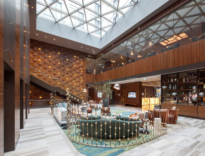 Titanic Hotel Berlin