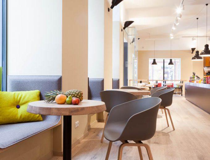 Shop Architekture, Interior Design, Interior Architekture, Furniture, Interior Photography, Interior Fotografie, Shop Design, Rauch Juice Bar