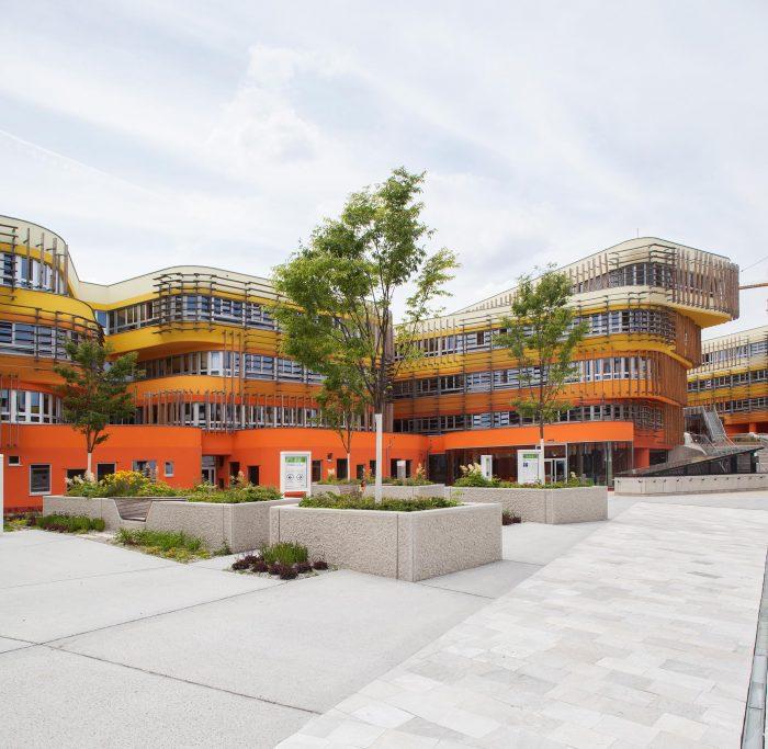 Sedlak, WU Campus